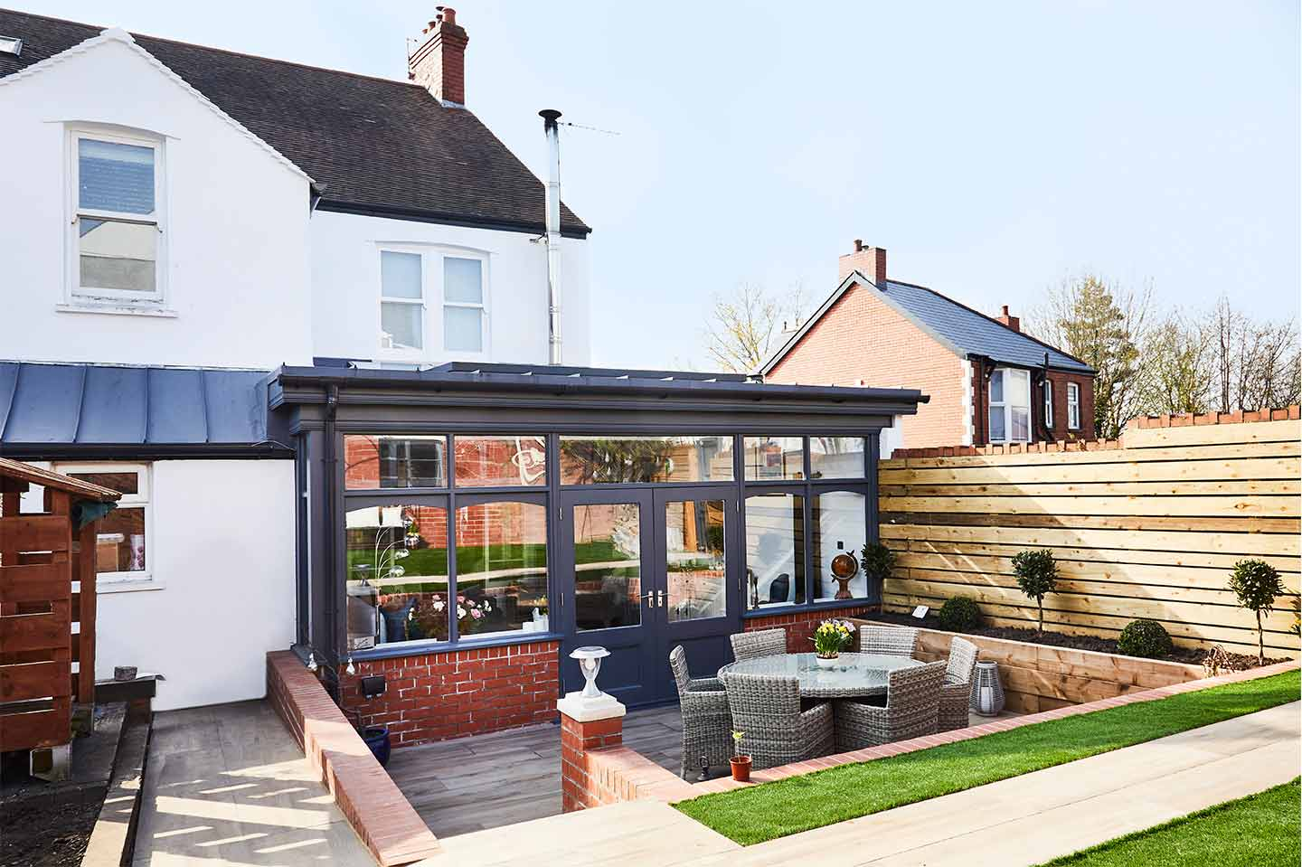 bespoke extension cardiff