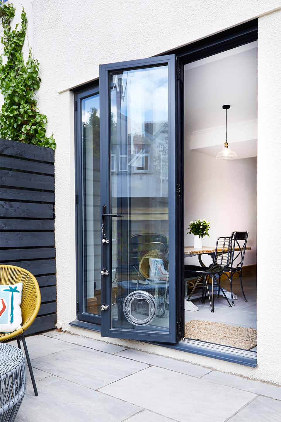 bi-fold doors extension cardiff